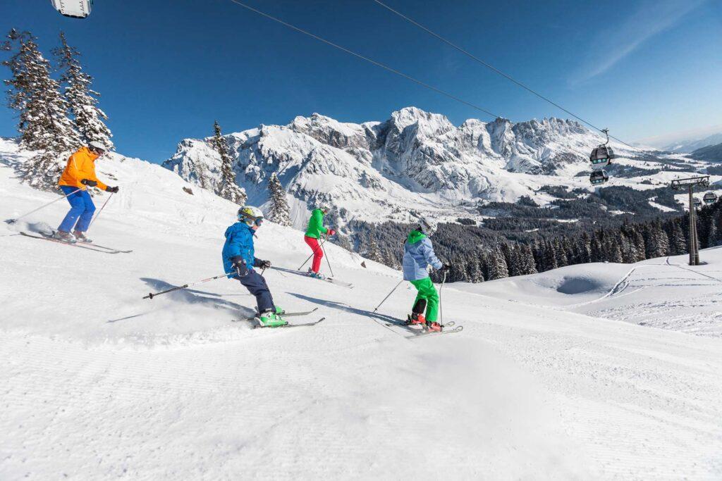 Skiën met Landal