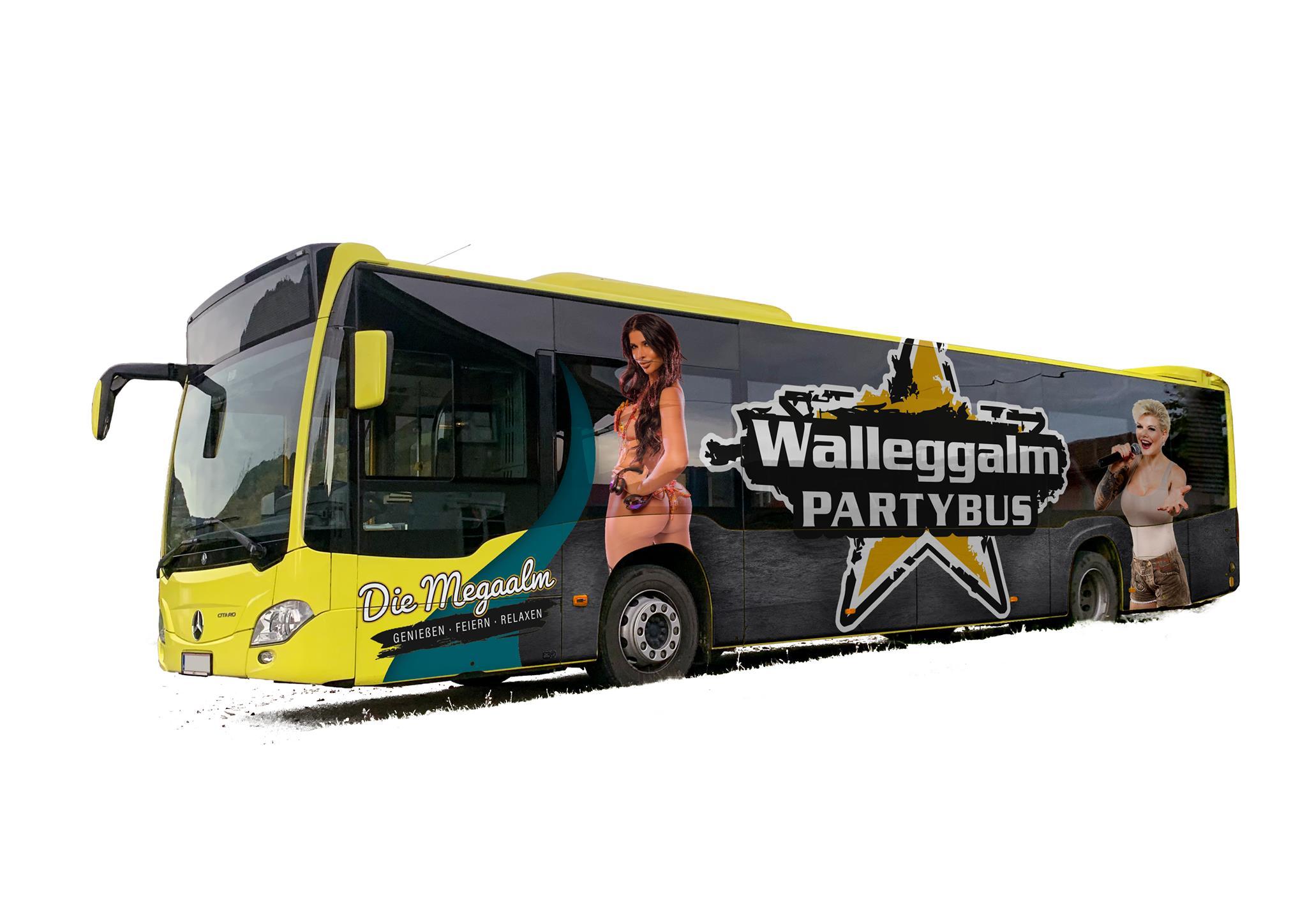 GEZOCHT: buschauffeur voor partybus in Saalbach Hinterglemm