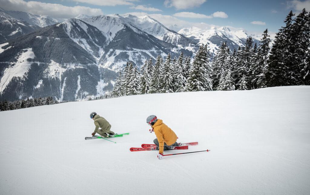 Skitochten Skicircus skiën