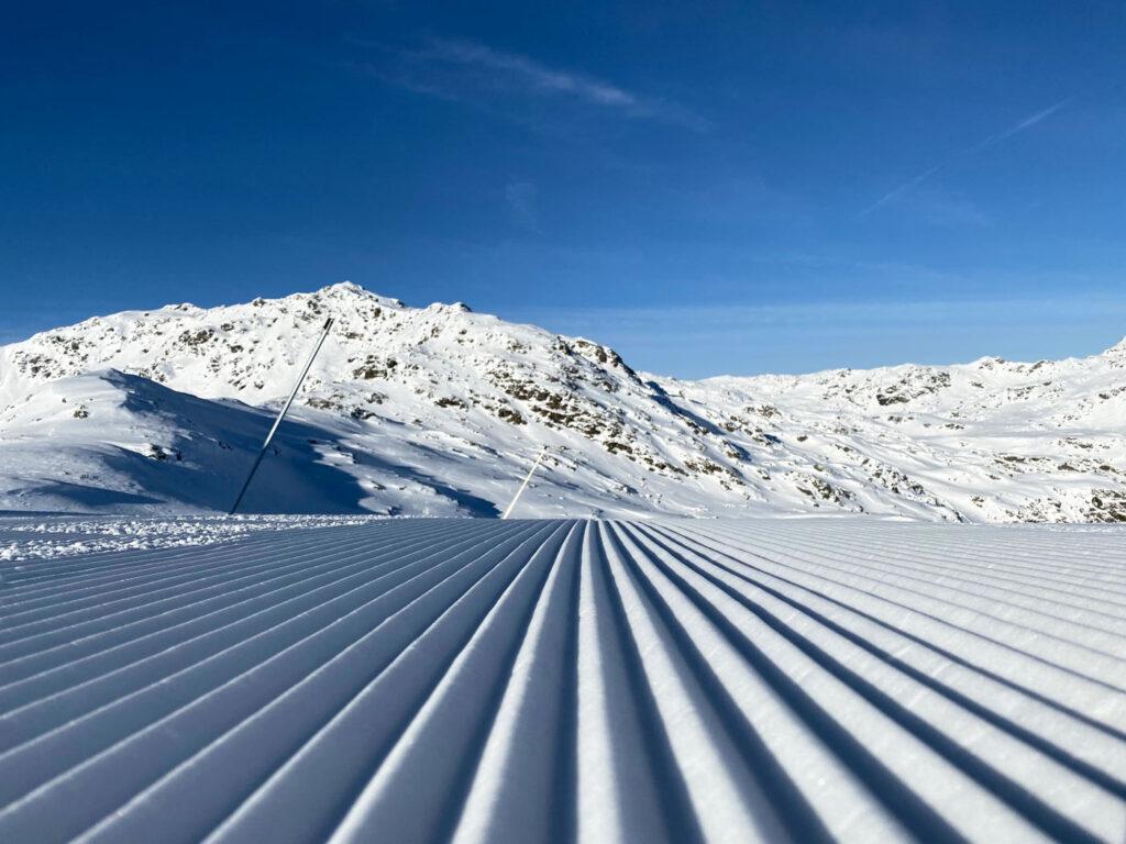 Ribbelpiste in sneeuwzekere skigebieden oostenrijk