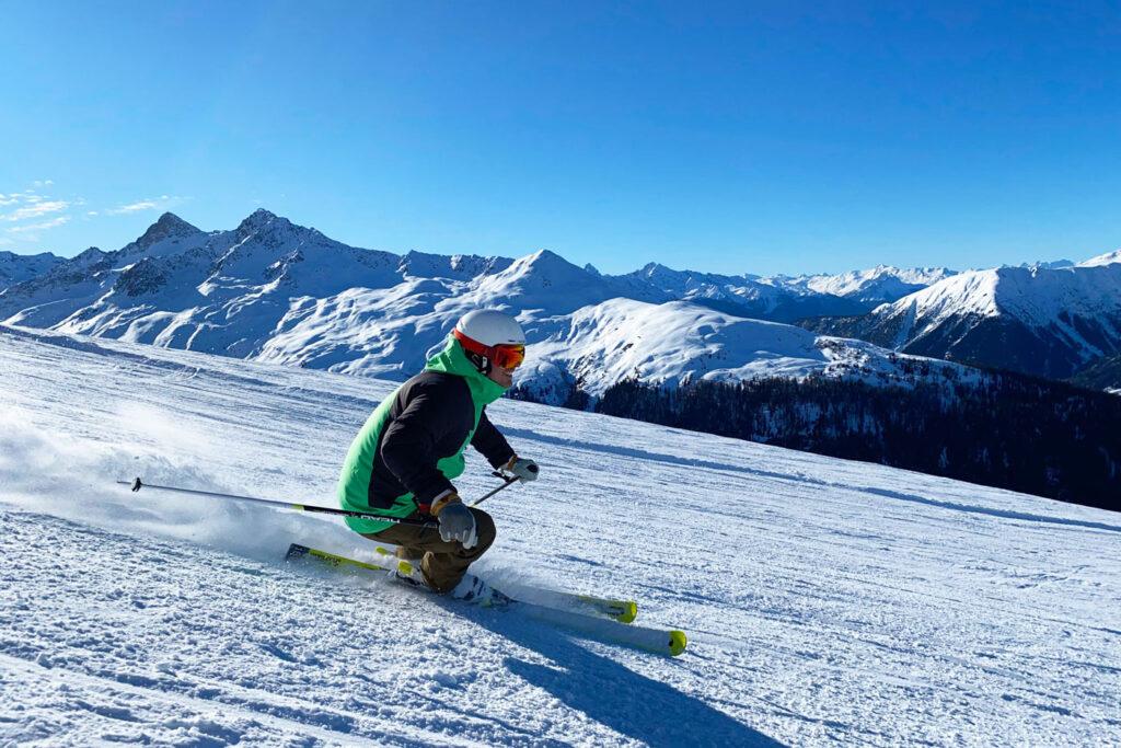 Skiën Davos