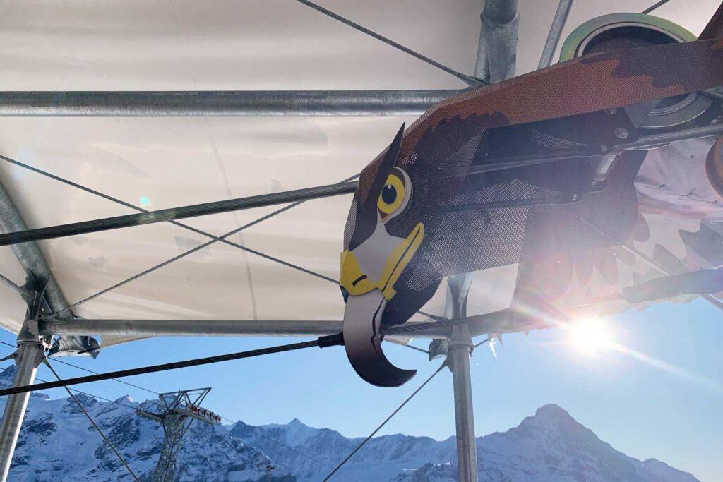 First Flieger Grindelwald