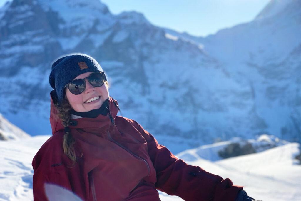 Genieten in Grindelwald