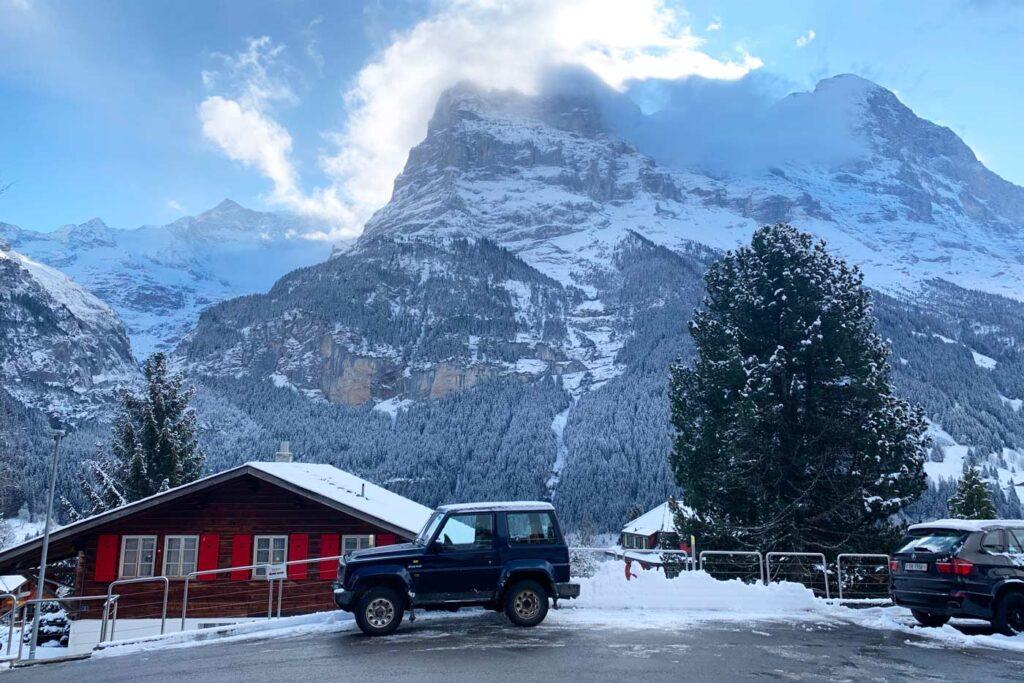 Dorp Grindelwald