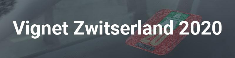 Vignet Zwitserland 2020