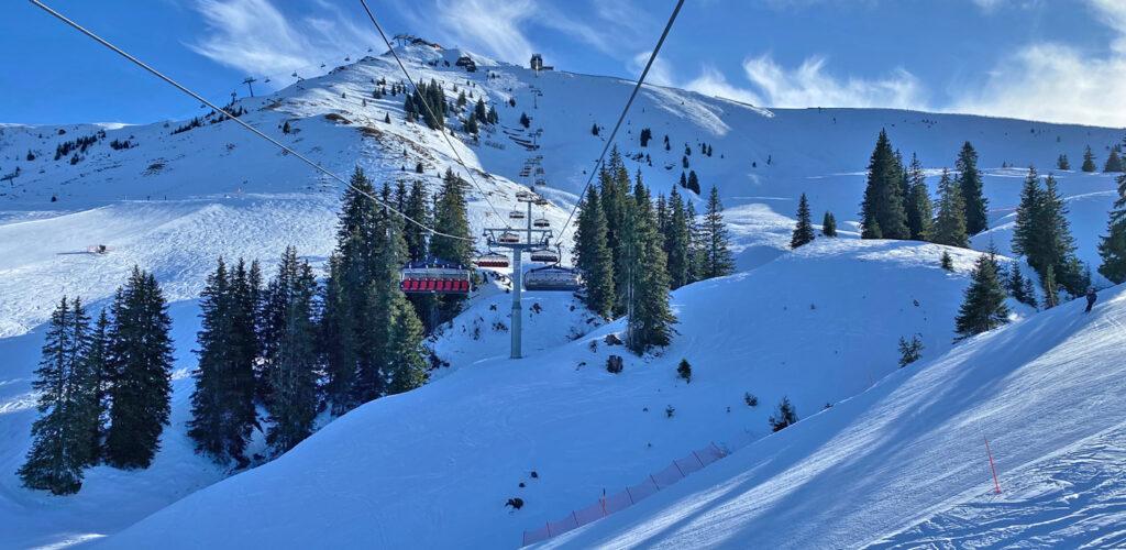 Skiën in KitzSki tijdens 24 UUR IN Kirchberg Dutchweek