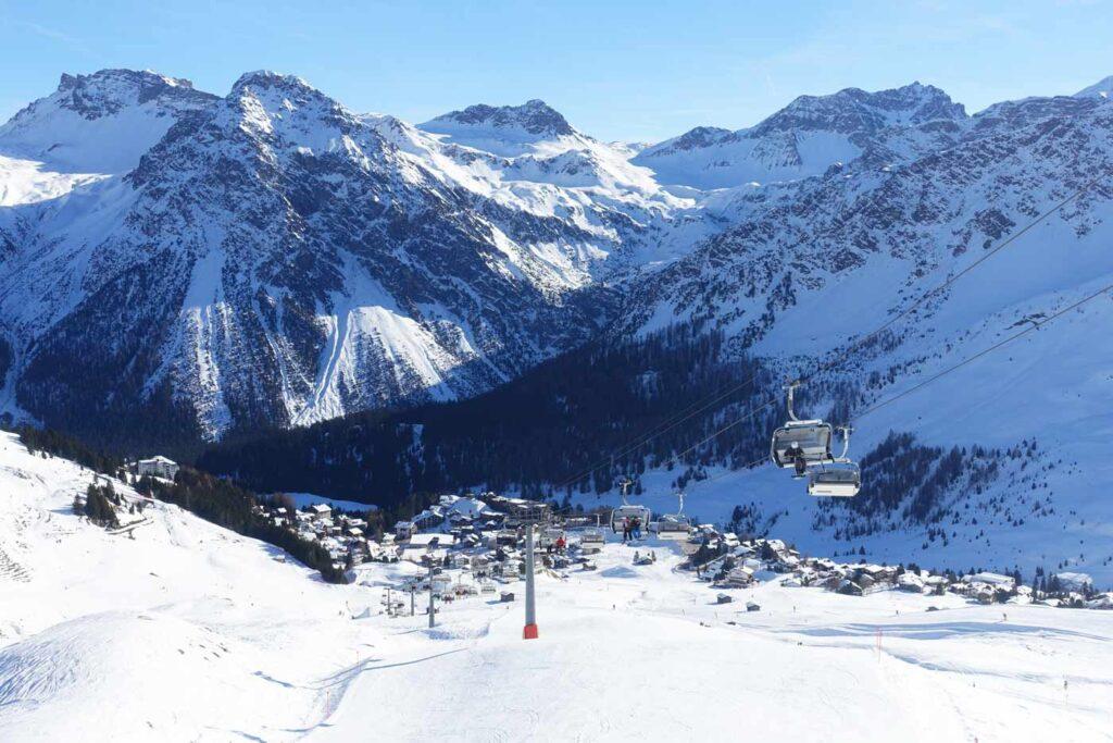 Wintersport Zwitserland boeken