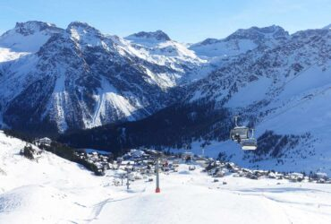 Arosa skigebied