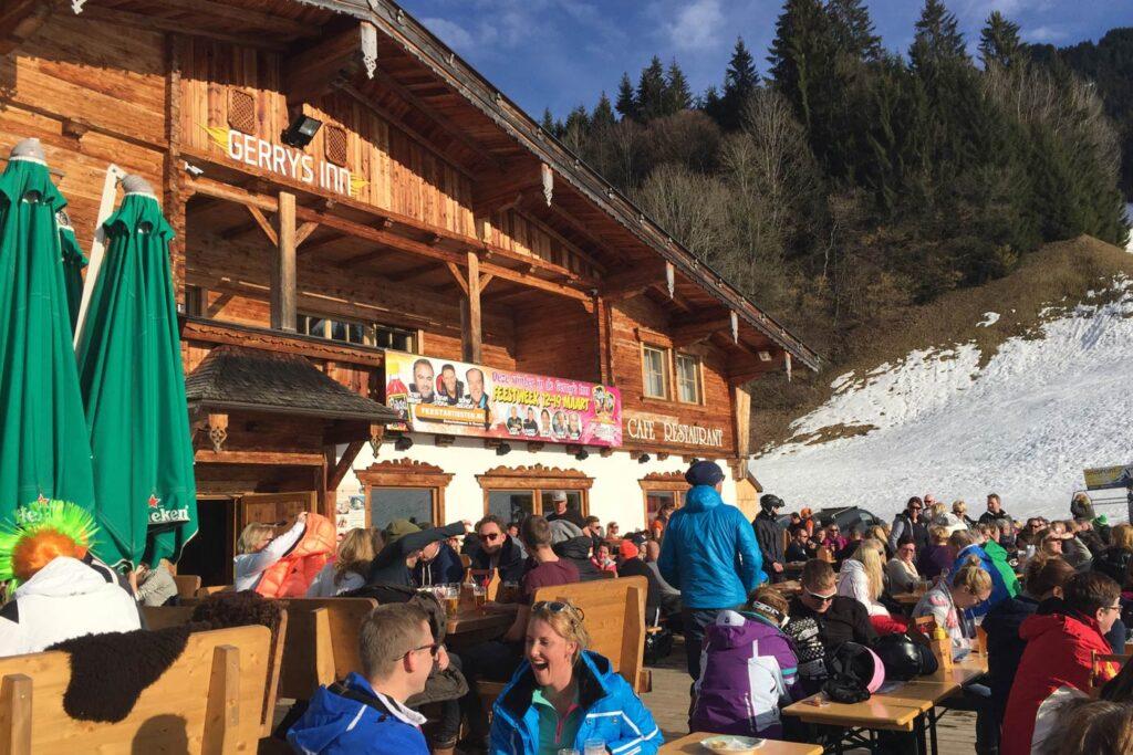 Gerry's Inn Westendorf après-ski