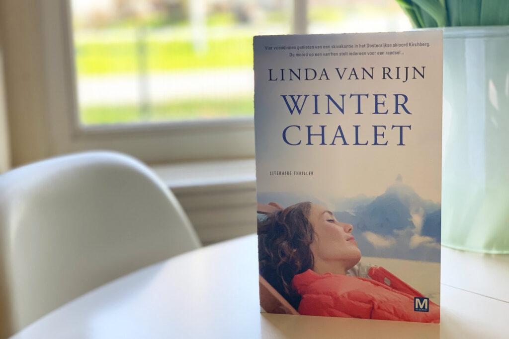 Winter Chalet Linda van Rijn