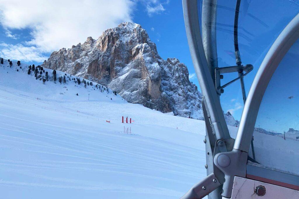 Berg Val Gardena