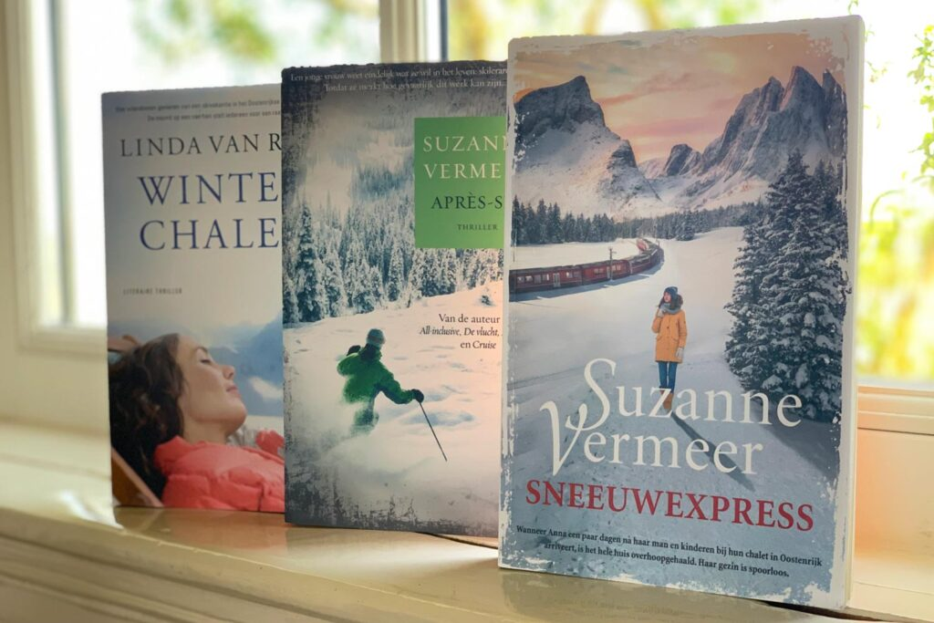 Boeken over wintersport kerstcadeaus