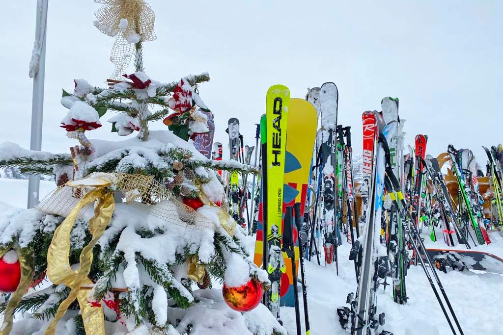 Wintersport met kerst: de leukste kerstcadeaus