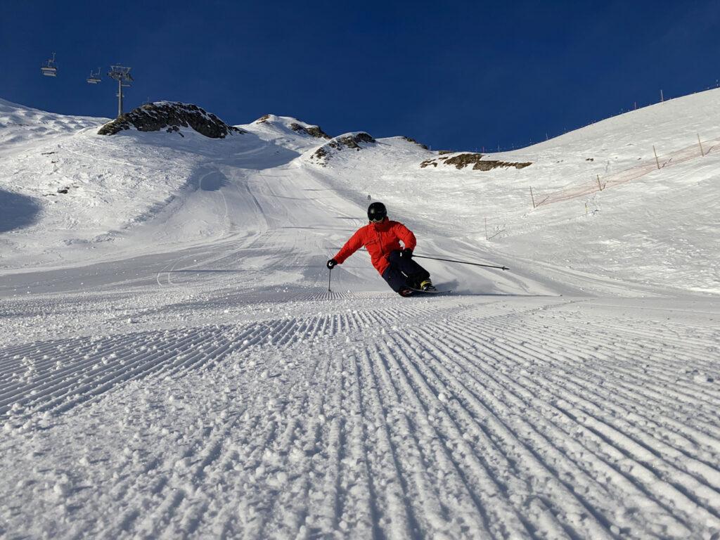 wintersport in entlebuch skiën op ribbels