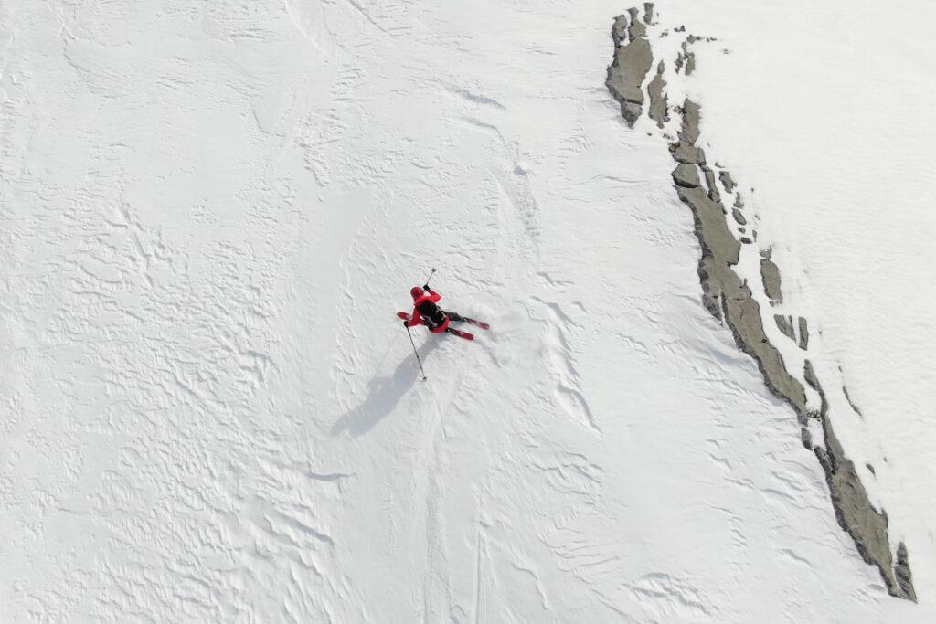 Off-piste skiën freeriden bestemmingen