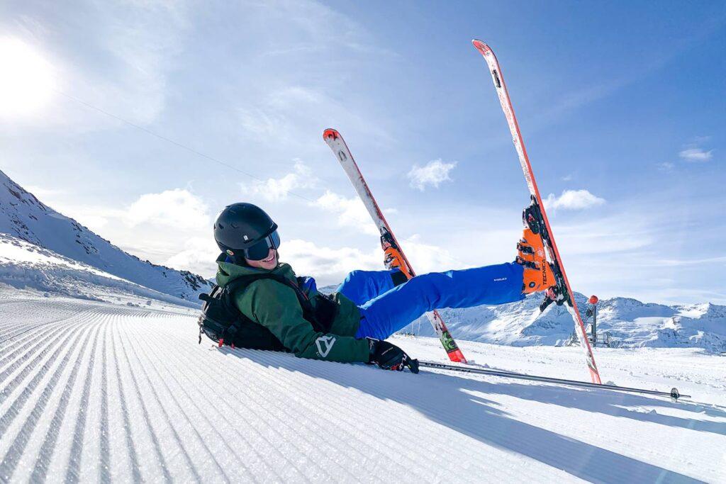 Chillen in Gurgl sneeuwzekere skigebieden Oostenrijk