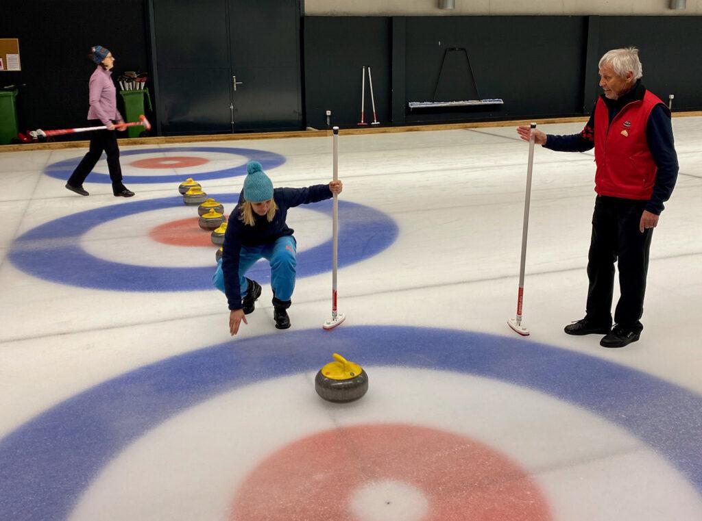 Cursus curling