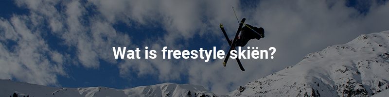 Wat is freestyle skiën?