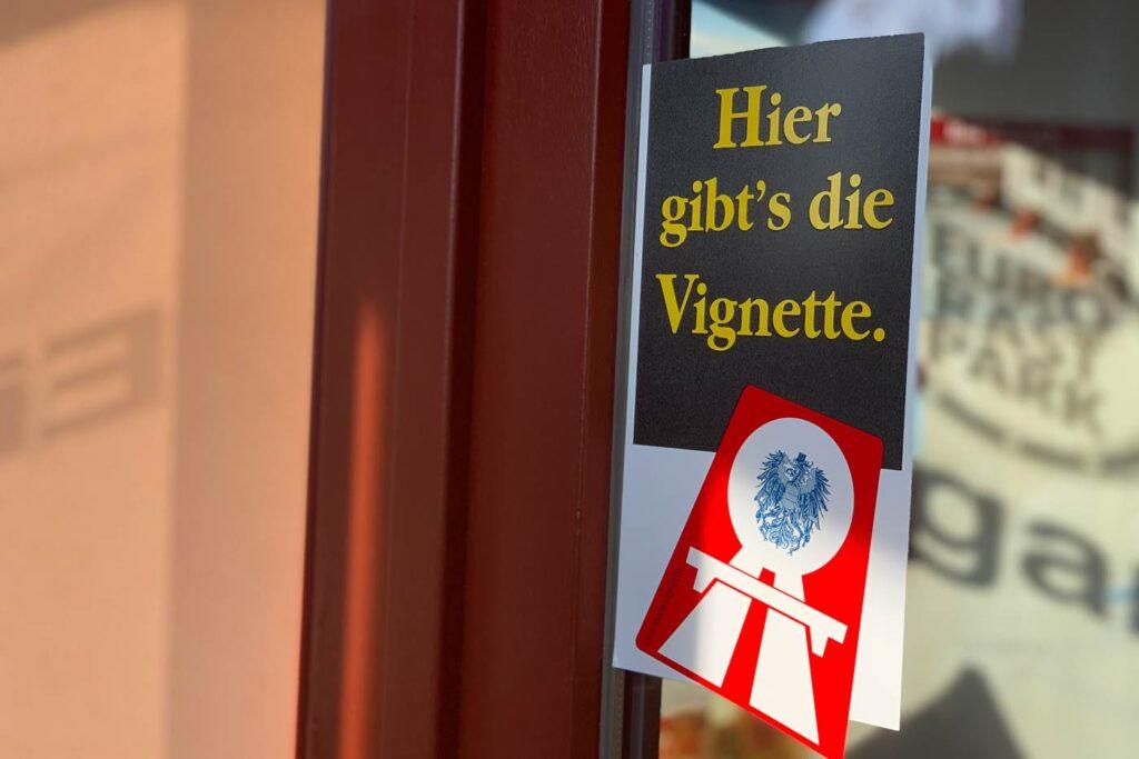 Vignet Oostenrijk 2021 te koop