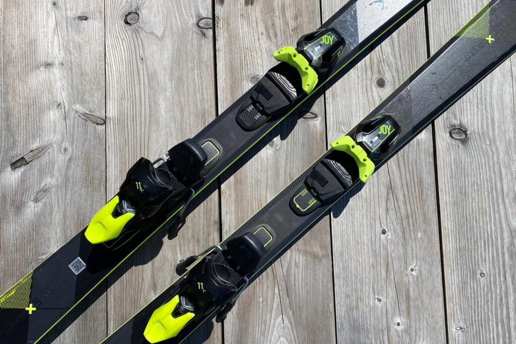 Soorten Skibindingen Alpine skibinding
