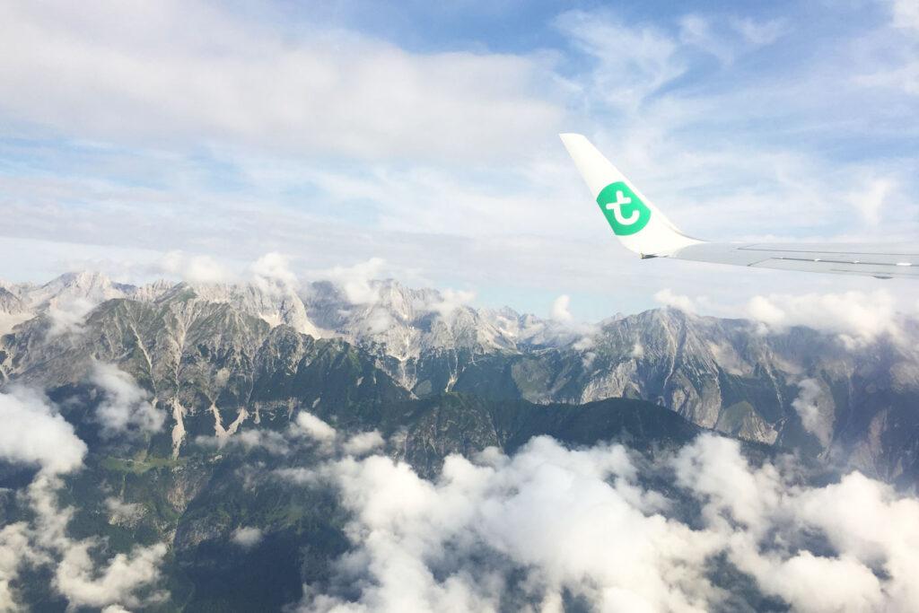 Goedkope vliegtickets wintersport