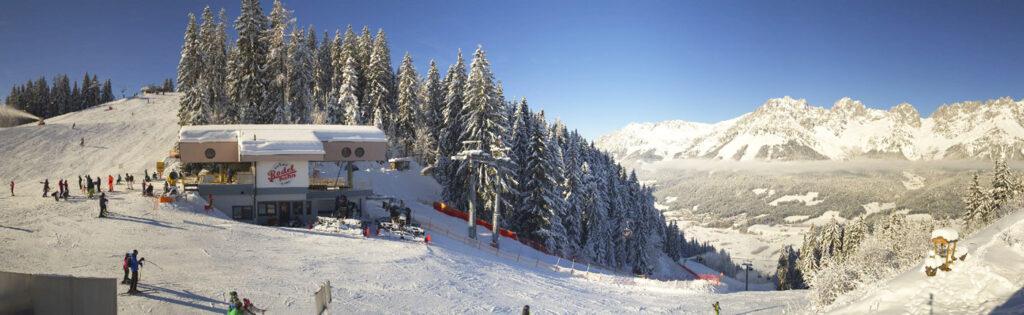 Going am Wilder Kaiser winter