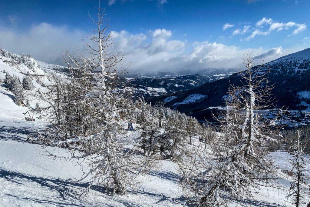 Rustige skigebieden Oostenrijk Katschberg