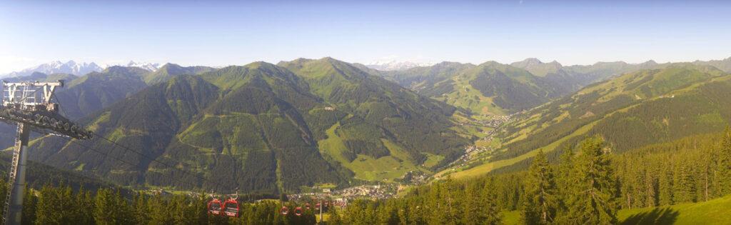Saalbach Hinterglemm zomer