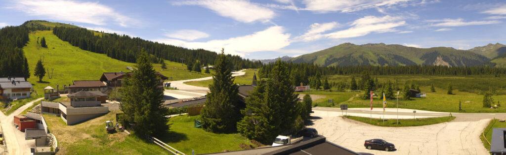 Zillertal Arena zomer