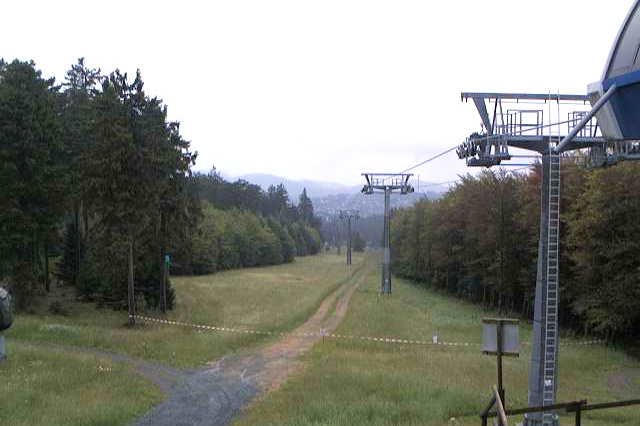 Winterberg zomer