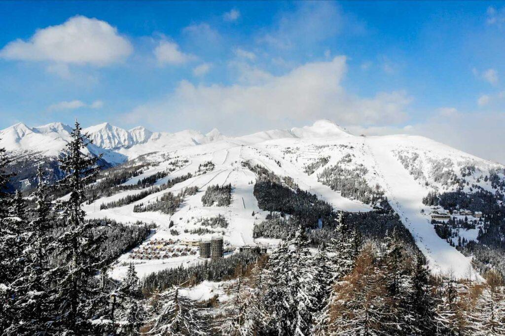 Katschberg skigebied bij wintersport vakantiepark