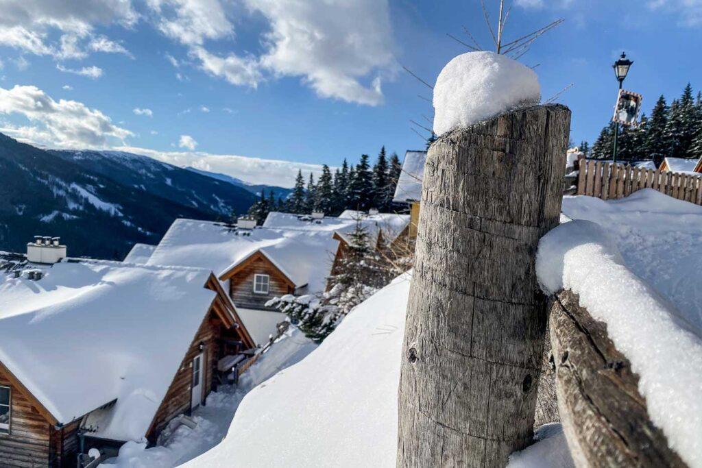Accommodaties kindvriendelijke skigebieden Katschberg