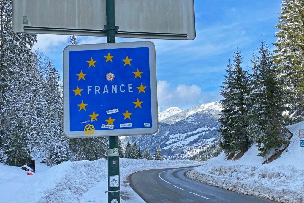 coronavirus wintersport maatregelen in Frankrijk