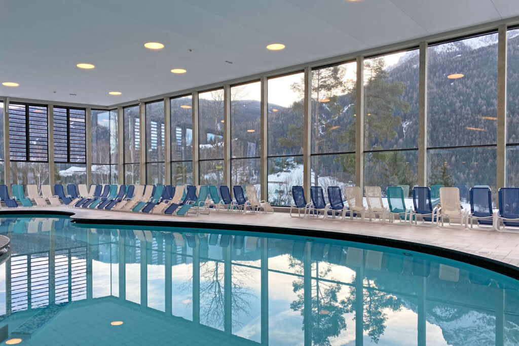 Wintersport vakantieparken oostenrijk met zwembad