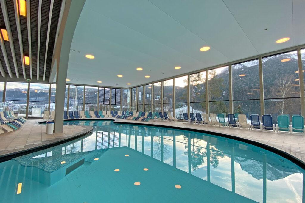 Vakantieparken in Duitsland met overdekt zwembad