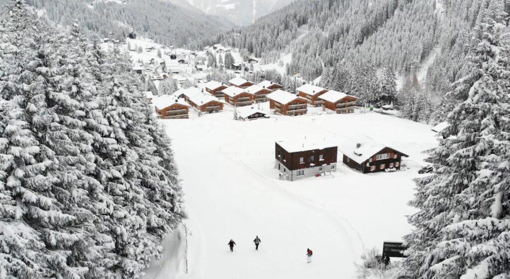 Wintersport 2021/2022 boeken naar een vakantiepark van Landal