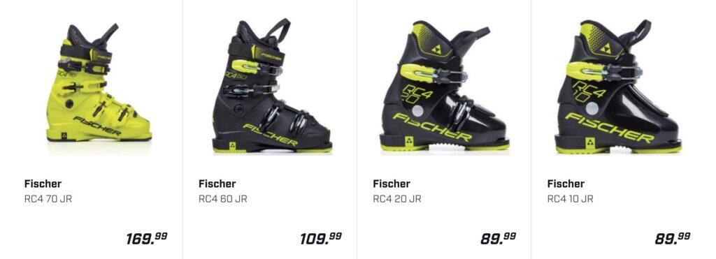 skischoenen voor kinderen kopen daka