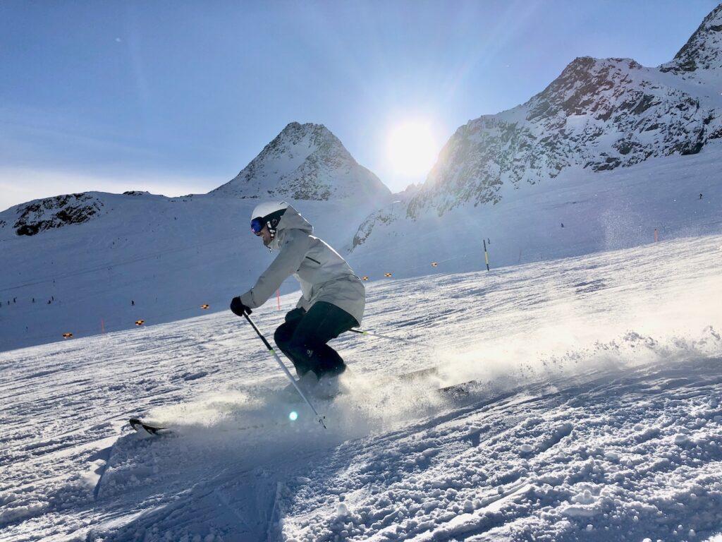 coronamaatregelen wintersport Sölden