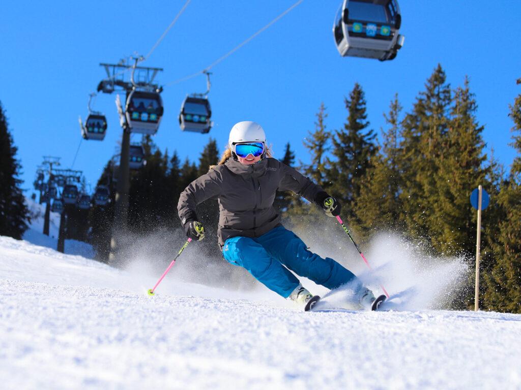 Skiën Hochkönig