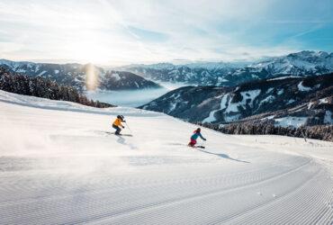 Skiën zell am see kaprun