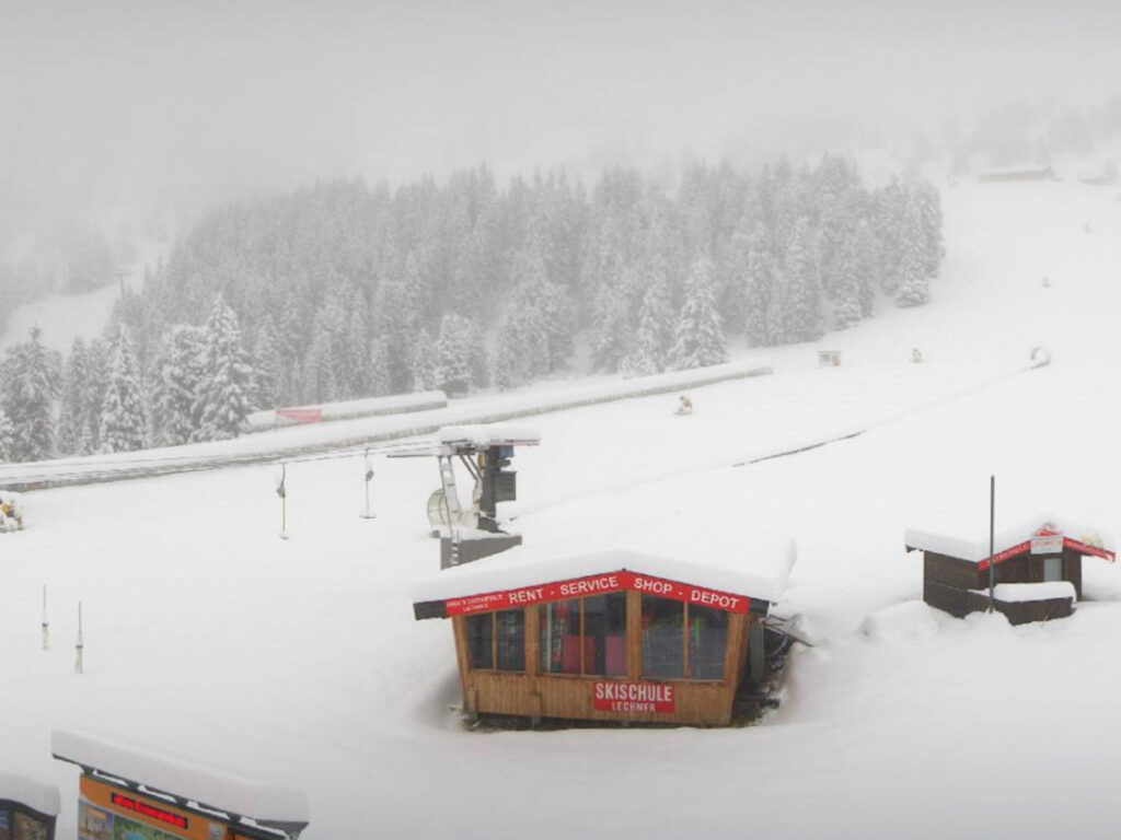 Webcam Rosenalm, Zillertal Arena