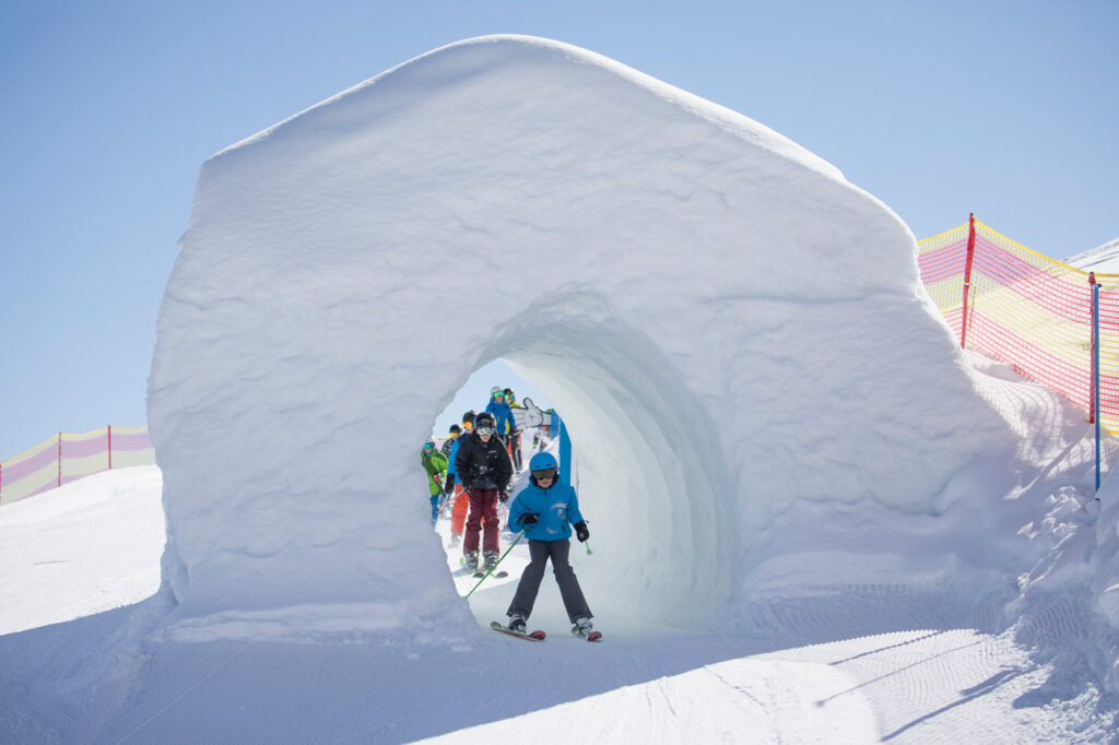 funslope Ski Juwel activiteiten wintersport