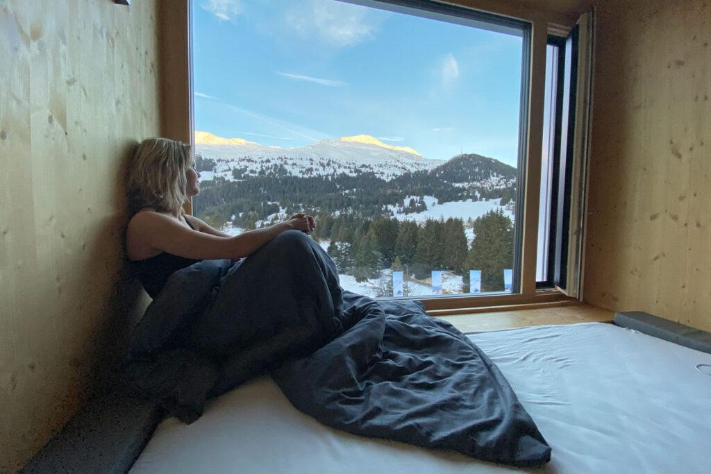 wintersport vergelijken overnachten in een hotel