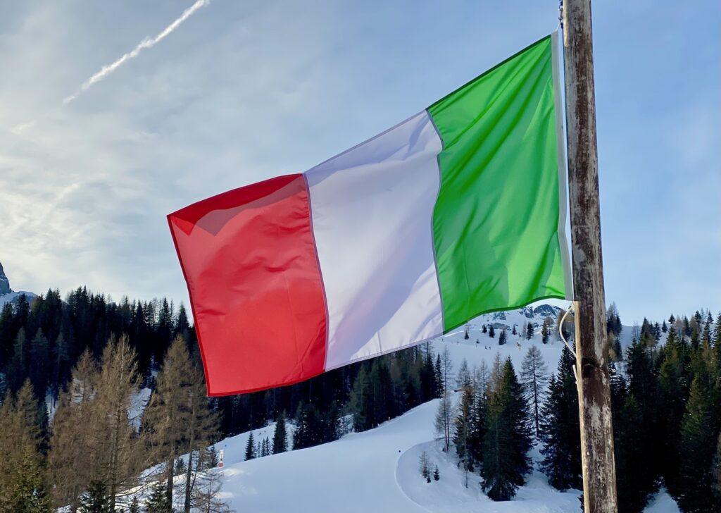 Wintersport in Italië tol betalen