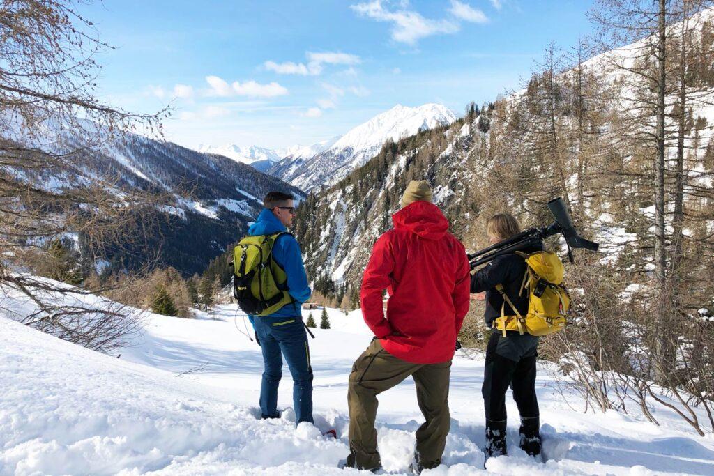 Sneeuwschoenwandelen Osttirol