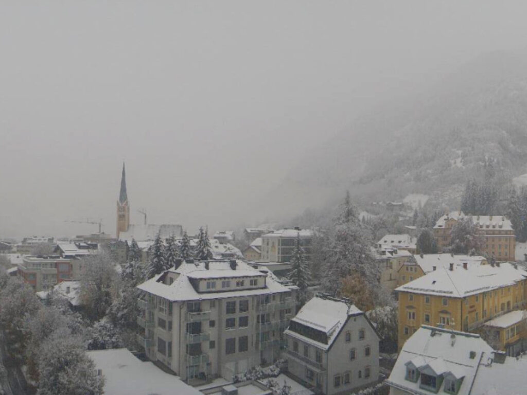 Webcambeeld Bad Hofgastein