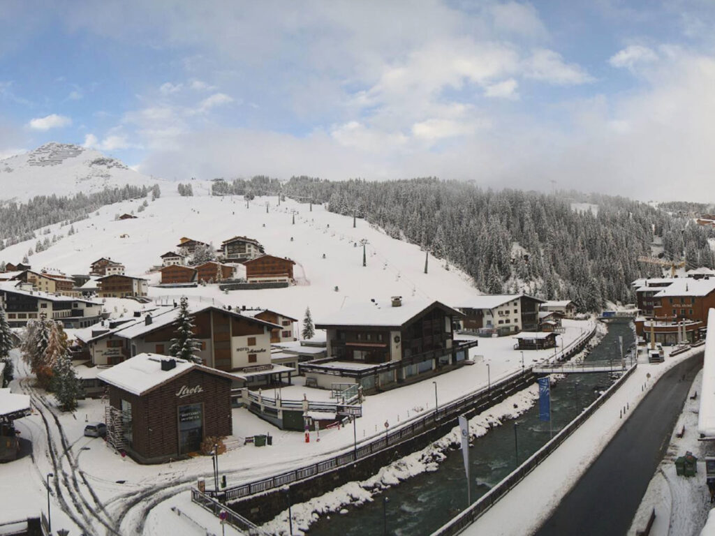 Webcambeeld Lech am Arlberg