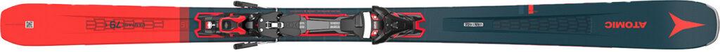 Atomic Vantage 79 Ti 2021 skitest 2020/2021