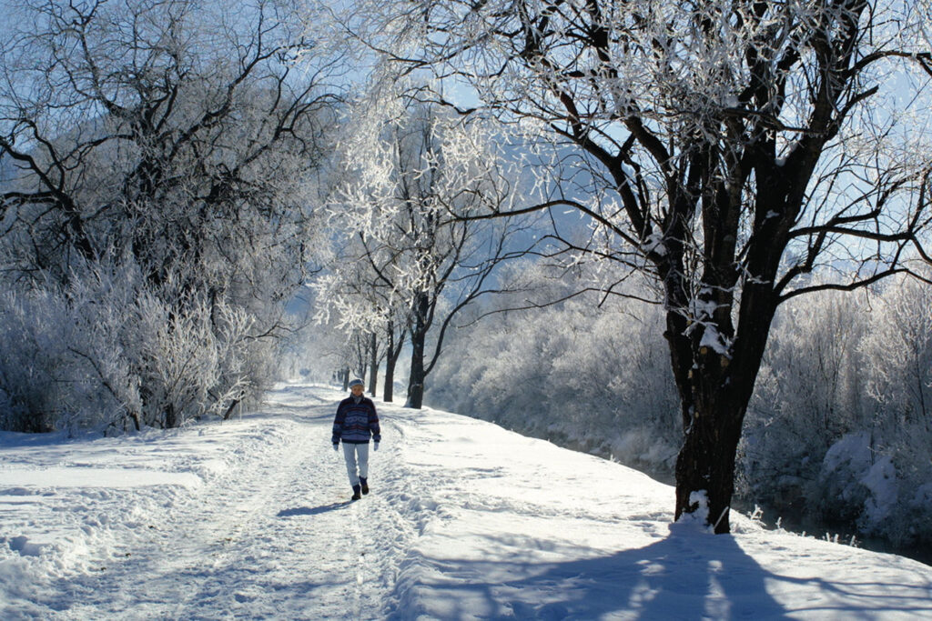 Winterwandelen Ammergauer Alpen