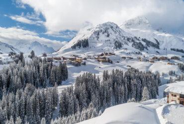 Warth in Ski Arlberg